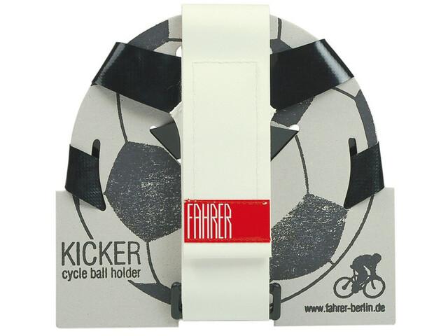 Fahrer Berlin Kicker Ballhalter schwarz/weiß